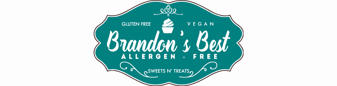 Brandon's Best Allergen-Free Sweets n' Treats banner