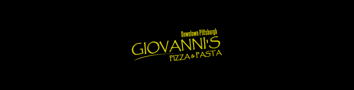 Giovanni's Pizza and Pasta banner