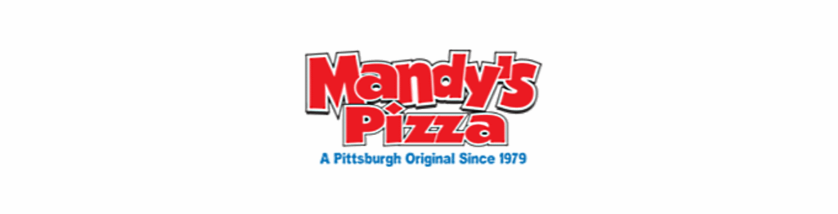Mandy's Pizza banner