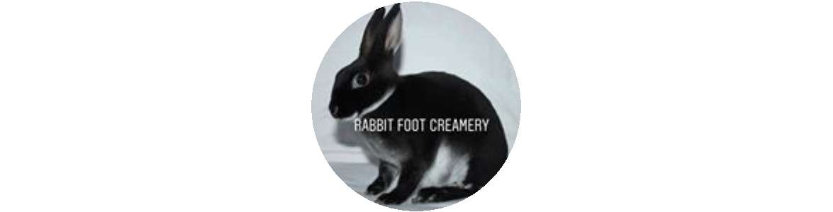 Rabbit Foot Creamery banner