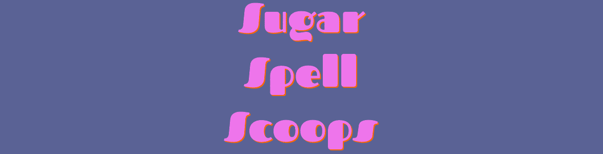 Sugar Spells Scoops banner